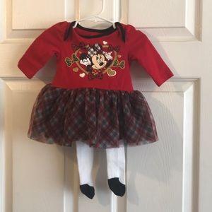 Disney Baby Minnie Mouse dress